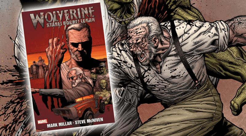 Wolverine – Starej dobrej Logan