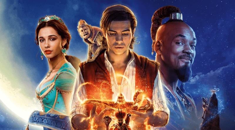 Aladin : Nostalgia, exotika a čary