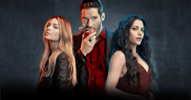 Lucifer vo 4. sérii od Netflixu
