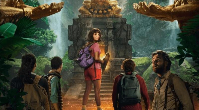 Prieskumníčka Dora v prvom traileri