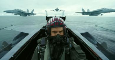 Top Gun 2: Maverick – Tom Cruise letí vstříc jednomu ze svých nejlepších hitů
