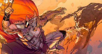 Marvel News #129: Mjolnir vs. Necrosword