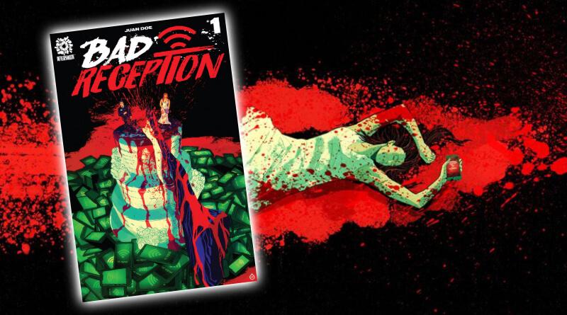 Bad Reception #1 – Únik od sociálnych médií