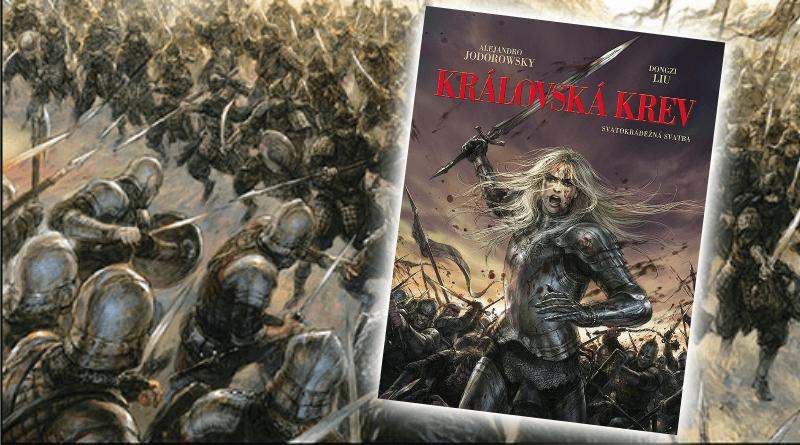 Královská krev – Alejandro Jodorowsky