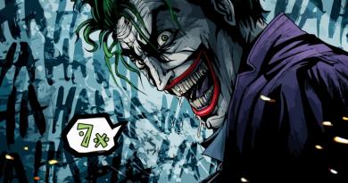 Joker sedmkrát jinak