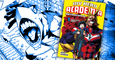 My Hero Academia – Moje hrdinská akademie 1