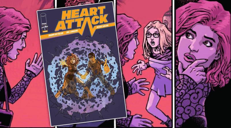 Heart Attack #1 – podozrivo povedomý príbeh