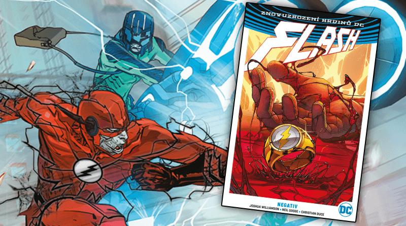 Znovuzrození hrdinů DC : Flash 5 – Negativ – Williamson