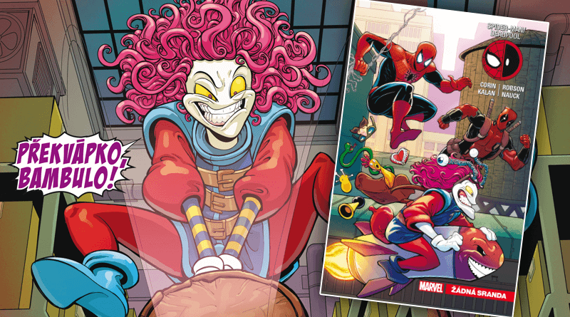 Spider-Man / Deadpool – Žádná sranda