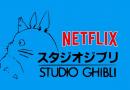 Studio Ghibli na Netflixu – první vlna