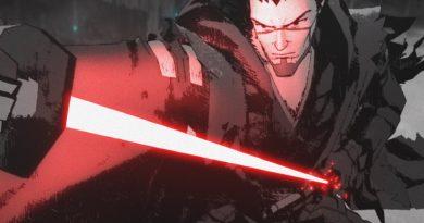 Star Wars : Visions – Meče sa menia na chápadlá
